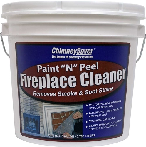 fireplace cleaner