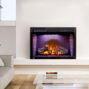 Cinema Series Electric Fireplace